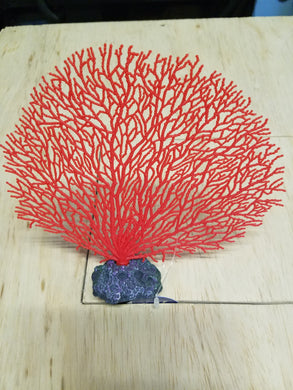 Penn-Plax - Deco-Replica Red Fan Coral