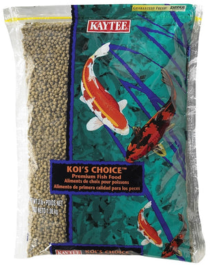 Kaytee - Koi's Choice Premium Pond Fish Food