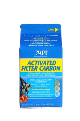 API - Activated Carbon