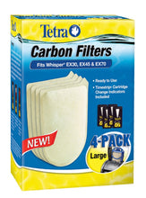 Tetra - Carbon Filters for EX Line