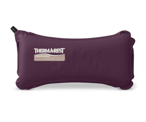 Lumbar Pillow Eggplant