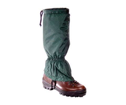 Strollon Gaiter - Green - The Frontier - Adventure at its core