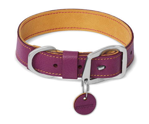 Frisco Collar - Wild Plum Purple