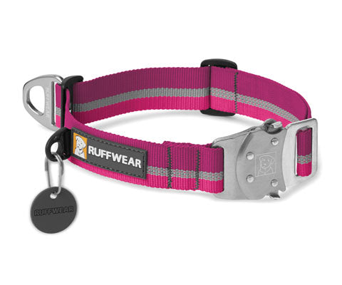 RUFFWEAR Top Rope Collar - Purple Dusk - thefrontier.com.au