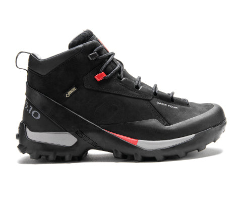 Camp Four GTX Mid Leather - Black/Red