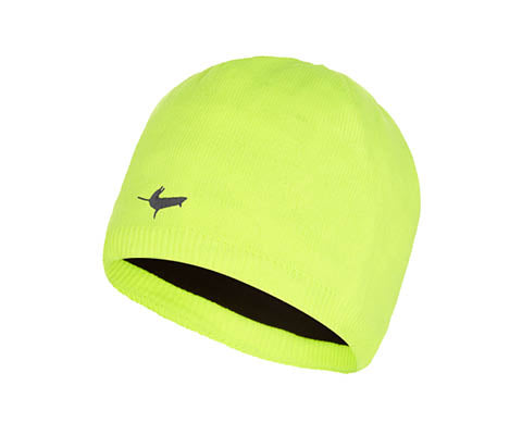 Waterproof Beaniehat 15 Hi Vis Yellow