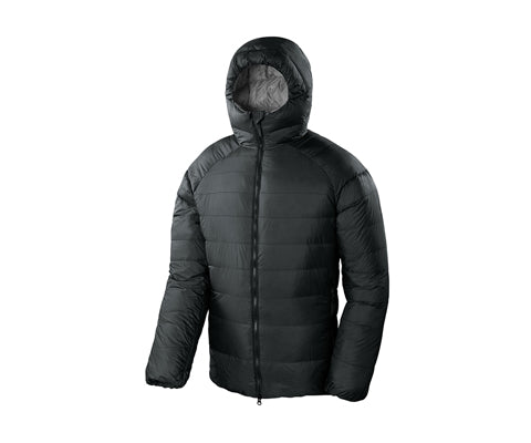 Elite Dridown Parka M Black