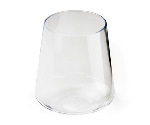 Stemless Red Wine Glass 430ml