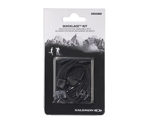 Quicklace Kit - Black