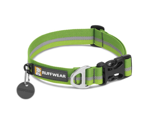 Crag Collar - Meadow Green - thefrontier