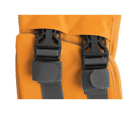 K-9 Float Coat - Wave Orange