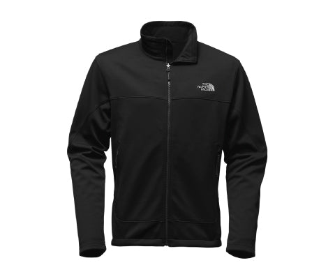 M Canyonwall Jacket S17 - TNF Blk/TNF Blk - thefrontier