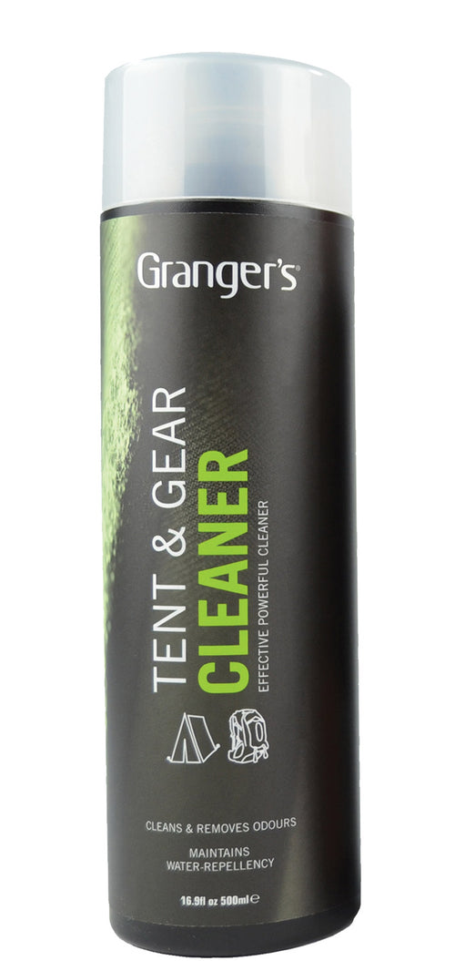Tent And Gear Cleaners