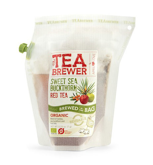 2 Cup Herbal Tea - Sweet Sea - The Frontier - Adventure at its core