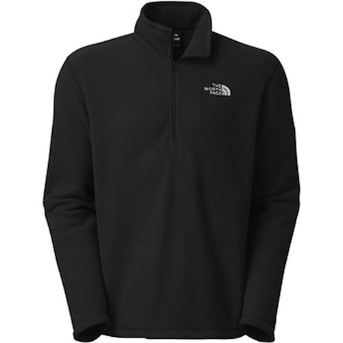 M TKA 100 Glacier 1/4 Zip - TNF Black