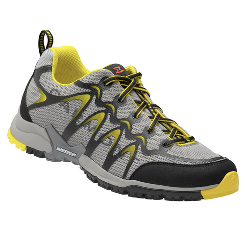 Hurricane Warm Grey/Yellow