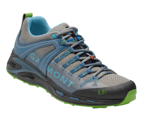 9.81 Speed III Anthracite/Blue
