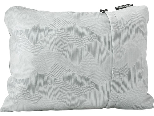 THERM-A-REST Compressible Pillow - Gray - thefrontier