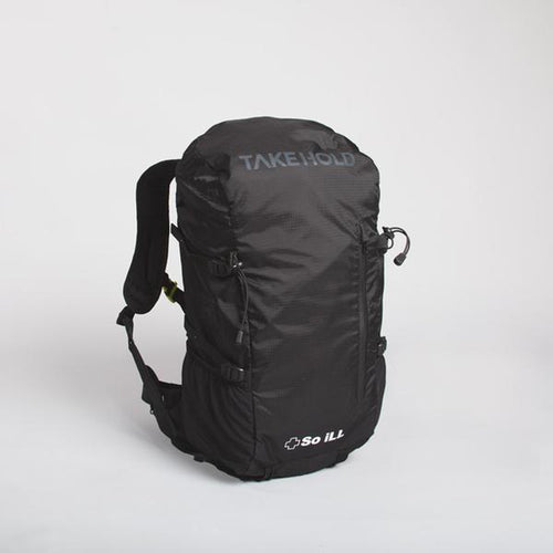 SO ILL 25lt Bag - Black Mountain - thefrontier.com.au