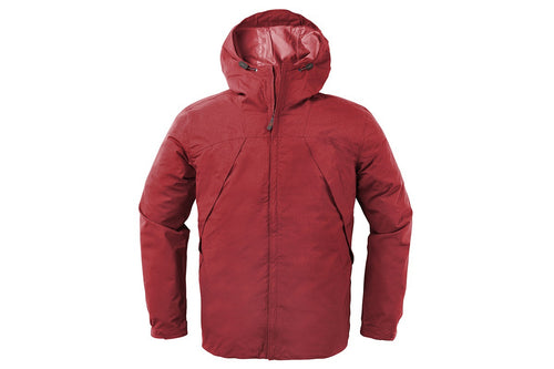 M Neah Bay Jacket Wine - thefrontier