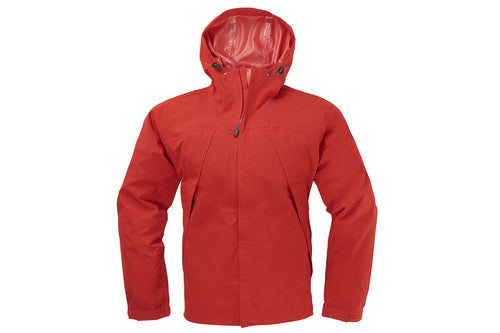 Neah Bay Jacket W Scarlet