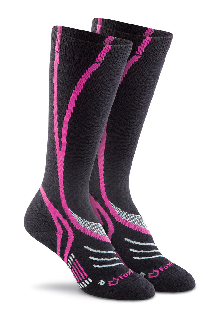 VVS UL Pro Over-the-Calf Black/Fuchsia