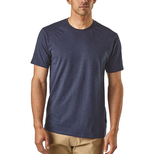 PATAGONIA M Daily Tee Classic Navy - thefrontier.com.au