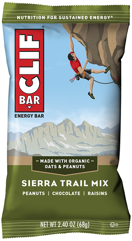 Sierra Trail Mix 68G - thefrontier