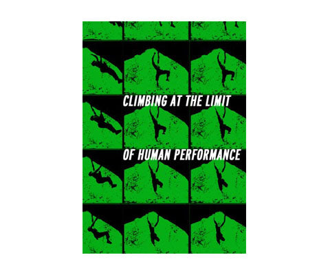 Climbing At Limit Of Human Performance