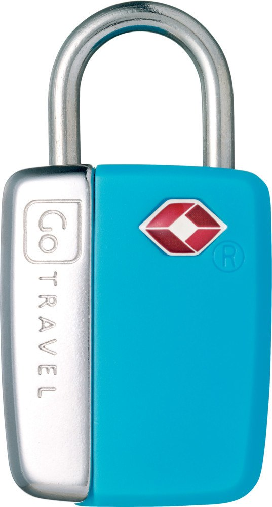 Glo Travel Sentry Lk - Blue - thefrontier