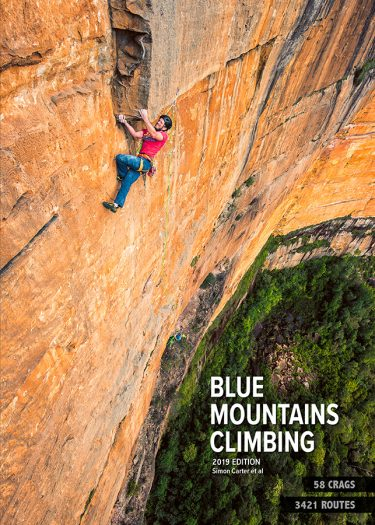Blue Mountains Climbing: 2019 Guidebook