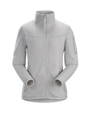 W Covert Jkt - Athena Grey