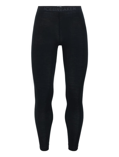 M Everyday Leggings w/Fly Black - thefrontier