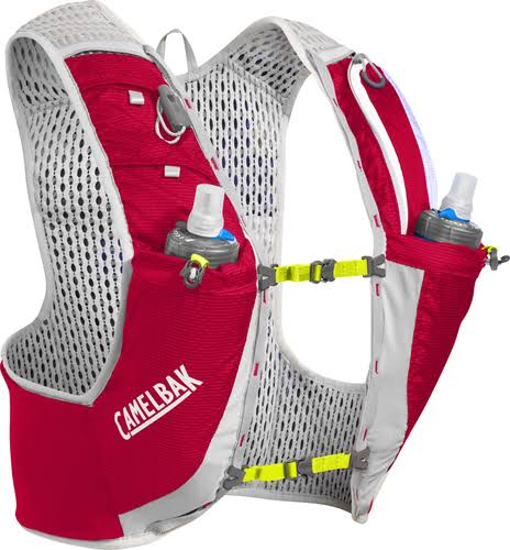 Ultra Pro Vest Red/Lime