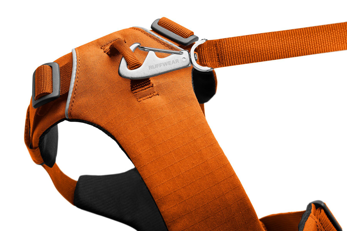 2020 Front Range Harness - Campfire Orange