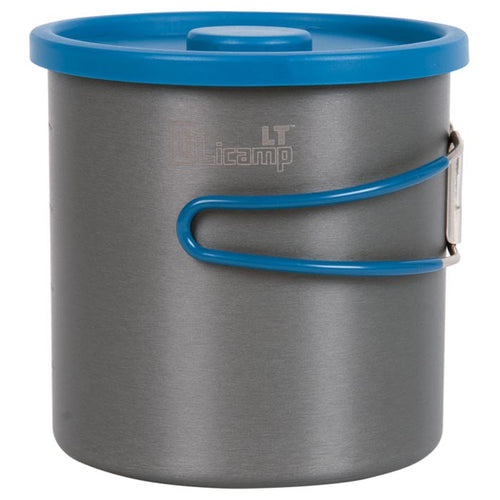 LT Pot - Hard Anodized 1L - thefrontier
