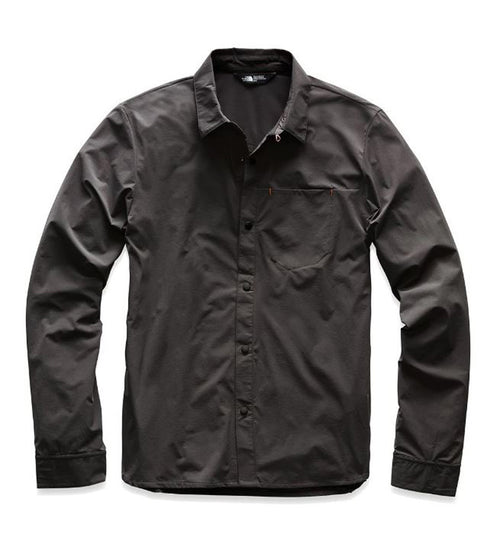 M North Dome LS Shirt - Asphalt Grey - thefrontier