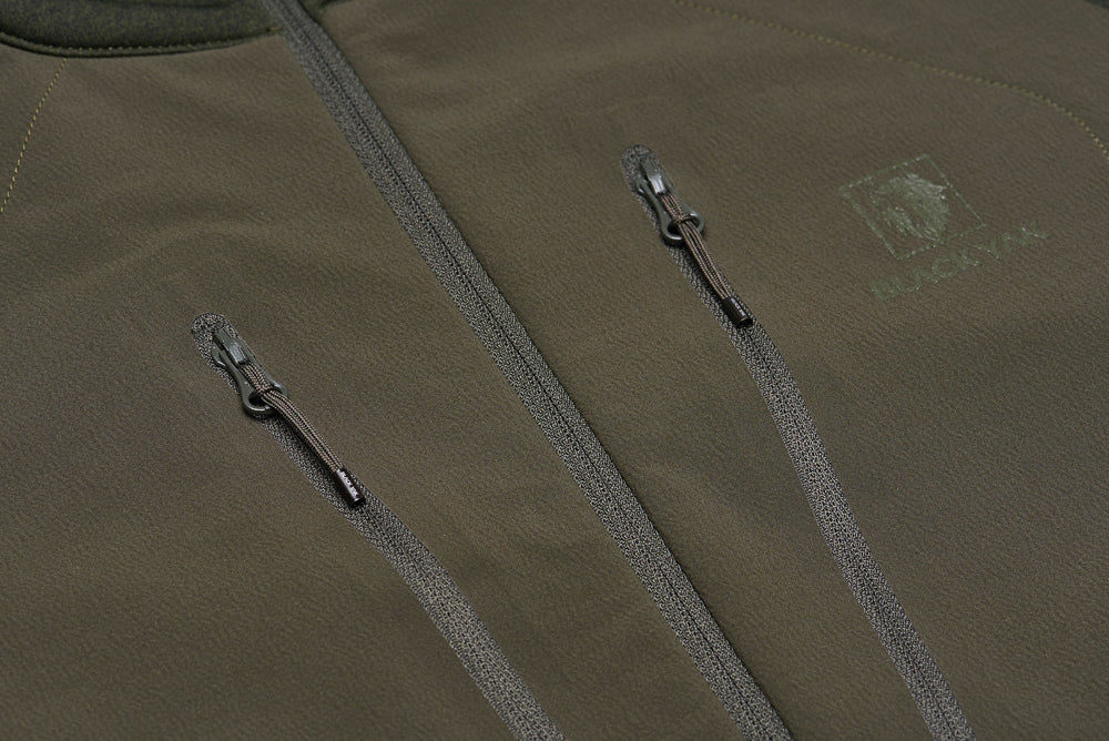 M Mishima Hoody - Rifle Green