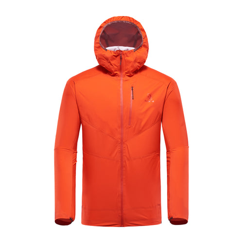 M Brava Jacket - Fiery Red
