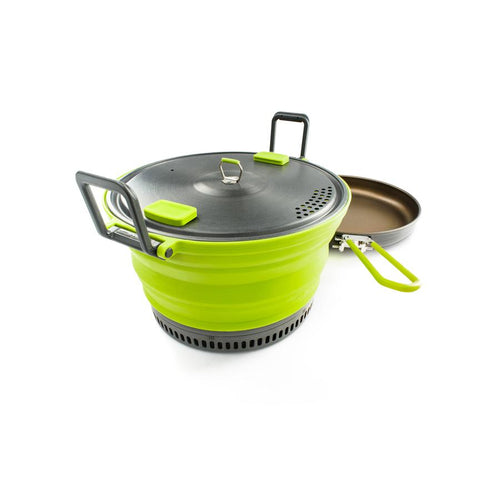 Escape Set With Fry Pan - B -