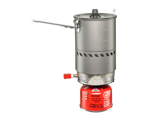 Reactor 1.0L Stove System