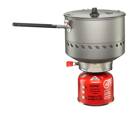 Reactor 2.5L Stove System - thefrontier