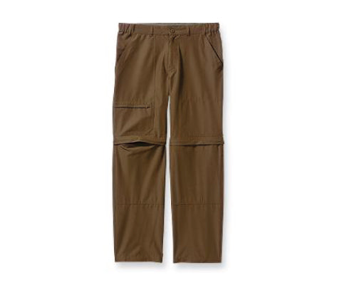 M Borderless Trek Zip-Off Pants