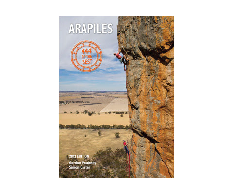 Arapiles - 444 Of The Best - thefrontier
