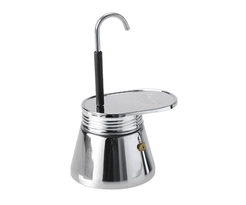 Mini Espresso Maker Stainless Steel - The Frontier - Adventure at its core