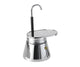 Mini Espresso Maker Stainless Steel