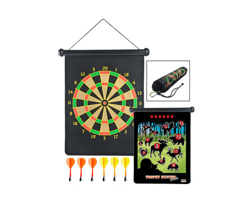 Trophy Hunter Roll-Up Darts