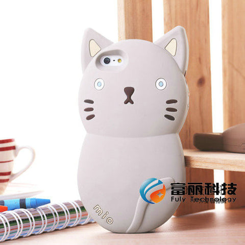 Cute Cat Phone Case - LOVEHAUL