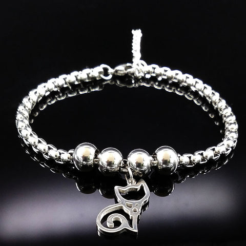 Cat Shape Bracelet