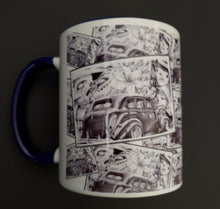 Coffee Mug (Chicano Art Style)